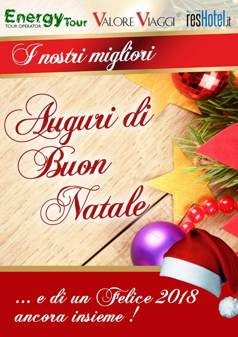 I Migliori Auguri Di Buon Natale.I Nostri Migliori Auguri Di Buon Natale 2017 Valore Viaggi